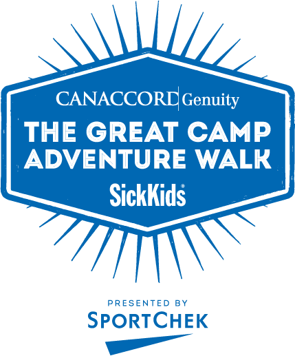 CANACORD GENUITY - THE GREAT CAMP ADVENTURE WALK - SickKids